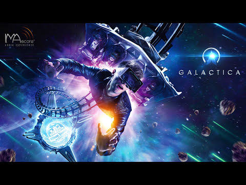 IMAscore - Galactica Soundtrack [official]