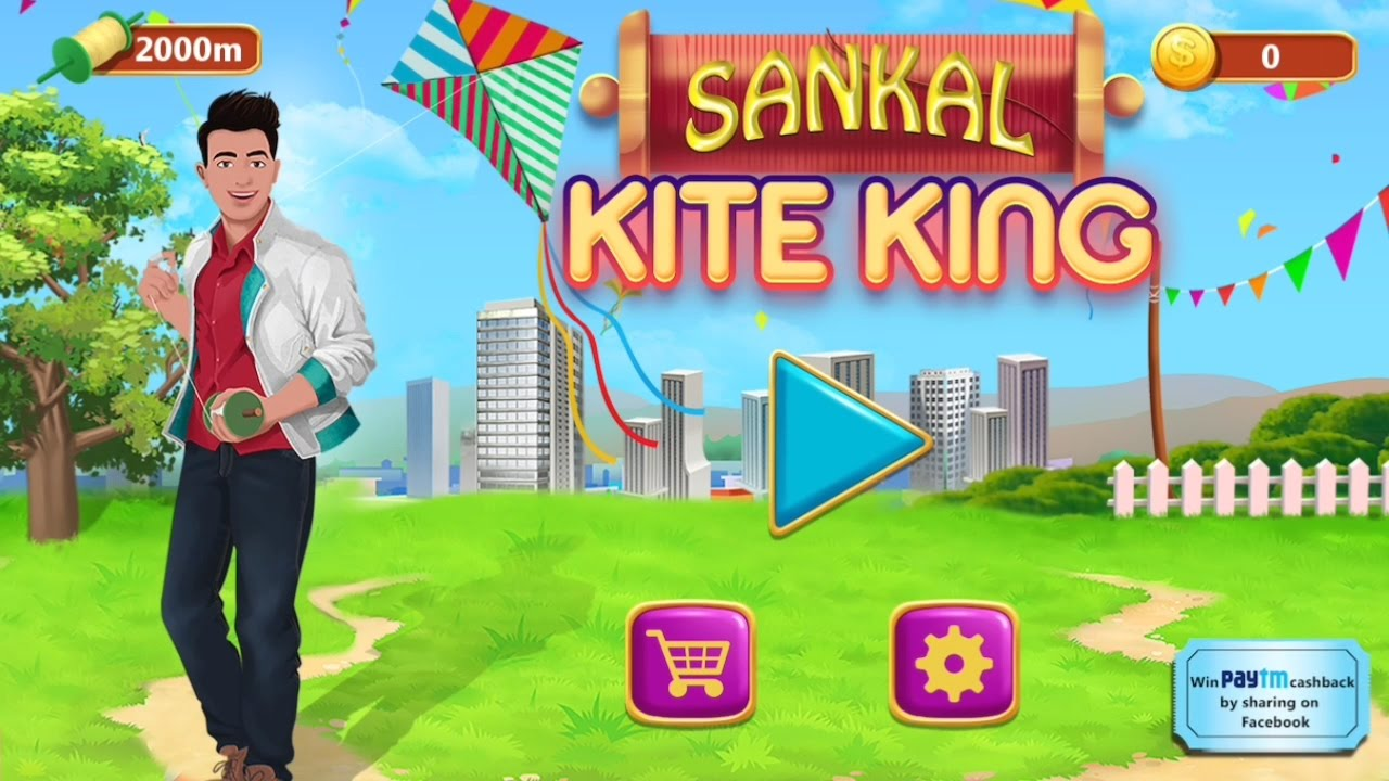 Sankal Kite King | Android Gameplay | Play Kite on Android ...