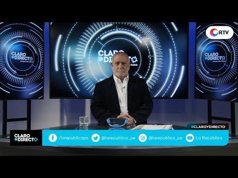 Chavarry se va pero se queda - Claro y Directo con Augusto Álvarez Rodrich