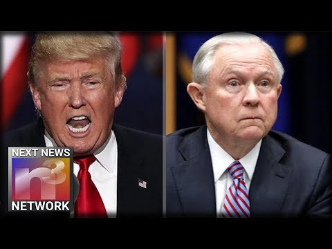 BOOM! Trump VISCOUSLY HUMILIATES Jeff Sessions With 6 Words That Will Make Him RESIGN
