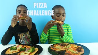 pizza challenge k boyz tv