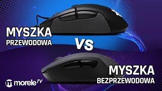 Myszka BEZPRZEWODOWA vs PRZEWODOWA dla graczy! Porównanie Logitech G603 vs Steelseries Rival 310