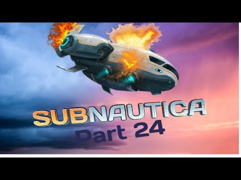SUNBEAM SHOT DOWN! (again) AND A NEW BASE LOCATION? | Subnautica Part 24
