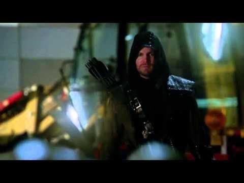 The Flash 1x22 - Reverse Flash VS Flash / Firestorm / Arrow [HD]