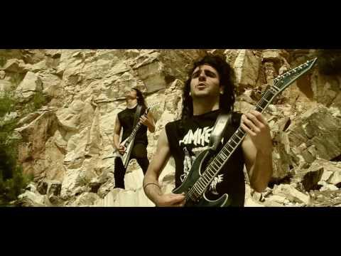 AMKEN - Shattered Sanity (OFFICIAL VIDEO) | Thrash Metal (2017)