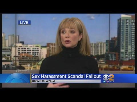 Actress Lauren Holly Details Weinstein Encounter