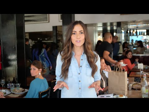 Christie James - The Surprising Item Banned In CA Restaurants Beginning Jan. 2020