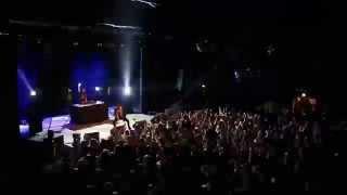 Freddy Kalas - Pinne For Landet // LIVE EDIT // Amfi Kongeparken, Ålgård 13.12.14