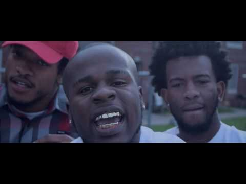 D-Z Animal - Born A Killa (feat. B-Z Bankroll, Loso Tha Artist, & Bo) (Official Video)