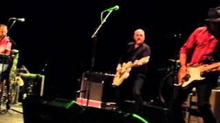 Black Sorrows - Chained to the Wheel (live, Oslo, April 24th 2014)