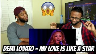 Demi Lovato - My Love is Like a Star (An Intimate Performance)