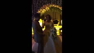 عياط اخوات العروسه الاتنين والعروسه كان هيغمي عليها من كسوفها 😭😭