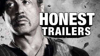 Become a Screen Junkie! ▻▻ http://bit.ly/sjsubscr Click here to see more Honest Trailers ▻▻http://bit.ly/HonestTrailerPlaylist The Expendables are blasting ...