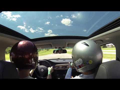 Dakota County Technical College Minnesota Autocross 5 Run 2