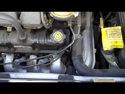 dodge caravan 2002 3 3l v6 engine noise doovi. Black Bedroom Furniture Sets. Home Design Ideas