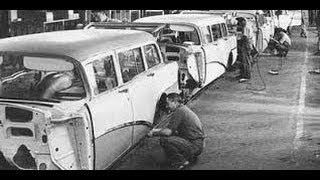 General Motors Assembly Plant 1954-Buick, Oldsmobile, Pontiac