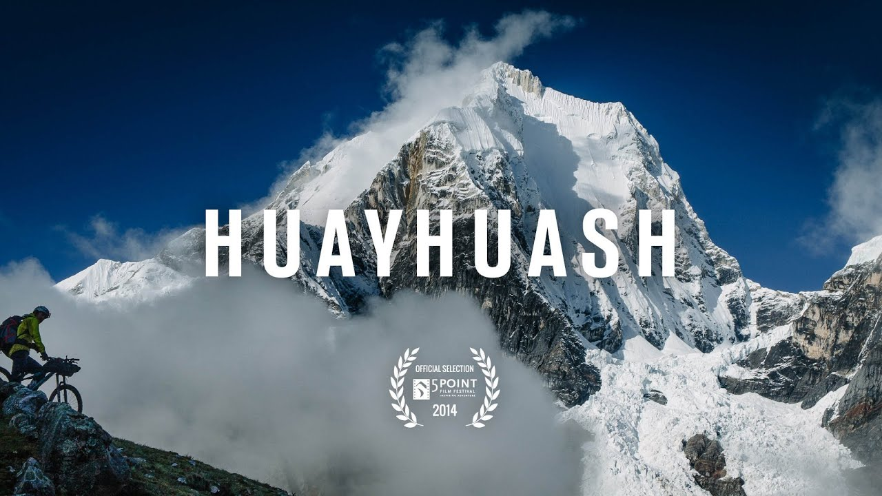 Huayhuash Film - Trip all-mountain au Pérou