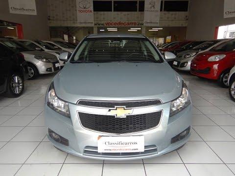 Chevrolet Cruze LT 1.8 16v Automático (Flex) 2014