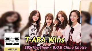 [Vietsub] 170214 T-ARA Best Of Best China Choice @ SBS MTV The Show