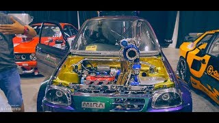 Mira L5 Buraq - Build for DRAG 400HP Kcar