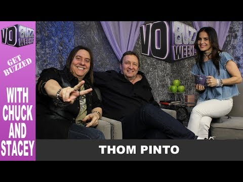 Thom Pinto PT1 - Top Voice Over Coach & Voice Actor, Narrator, Voice Acting, How To Do Voice Over