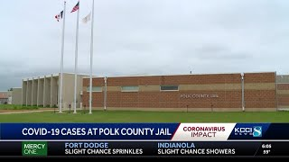 COVID-19 at Polk County Jail spreads fear among inmates' families