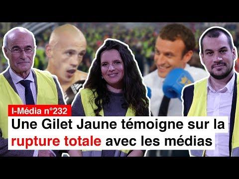 I-Média n°232 – Gilets Jaunes et médias, vers la rupture totale