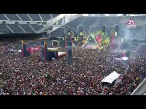 Jack Ü LIVE @ Spring Awakening 2015