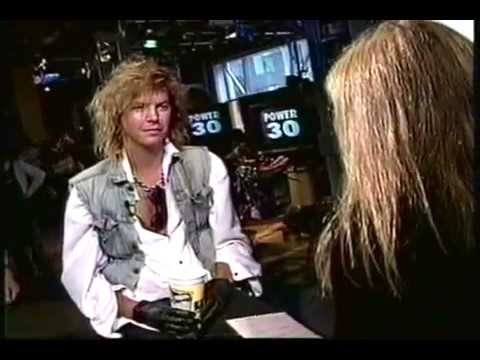 Duff McKagan of Guns and Roses   Power 30, Much Music 1993 22