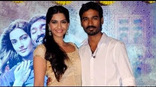 South Indian Actor Dhanush sings a Hindi song! Dances & promotes Raanjhanaa with Sonam Kappor