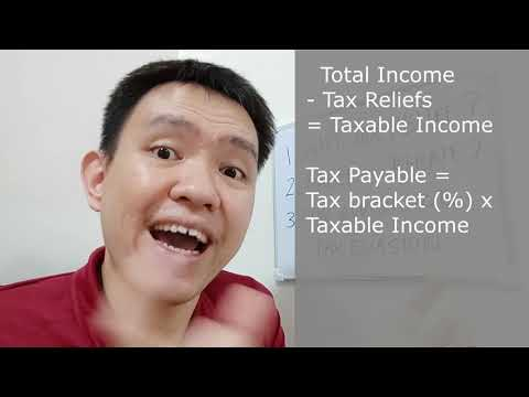 Malaysian Income Tax Relief 2020 For Ya 2019 Tax Filing