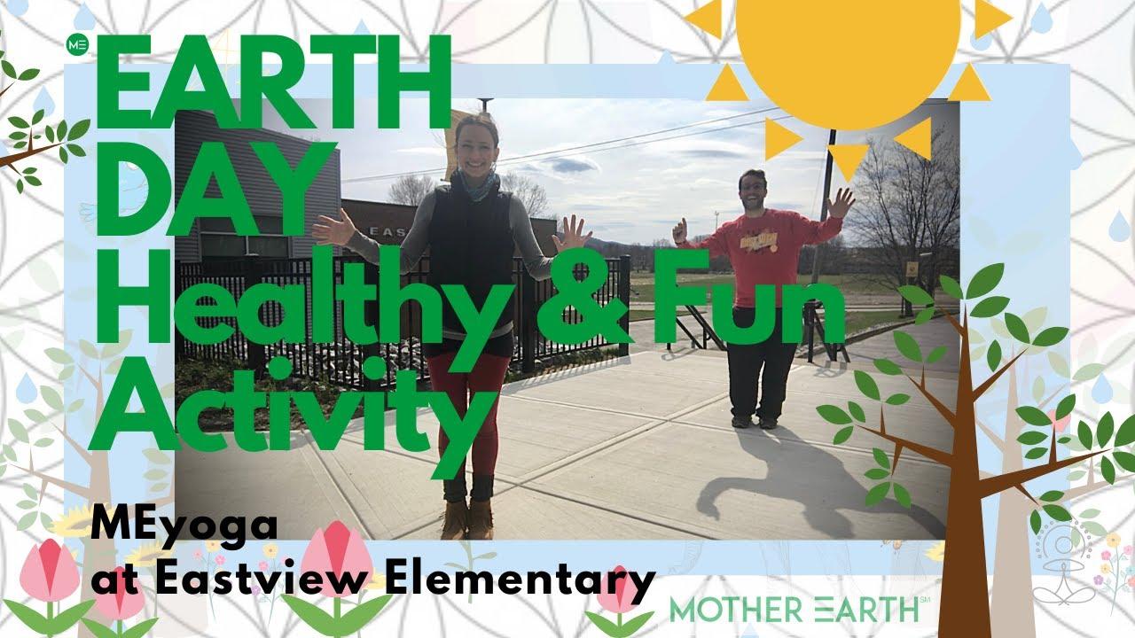 Earth Day Healthy & Fun Activity