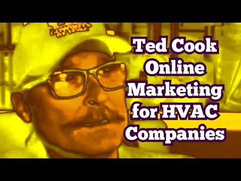 Ted Cook | HVAC Company Online Marketing