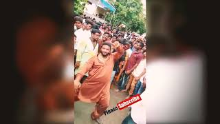 2017 Akhil pailwan Anna New Dance At Ramnagar bonalu