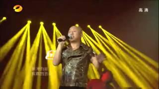 湖南卫视我是歌手-周晓鸥《爱情宣言+九个太阳》-20130322