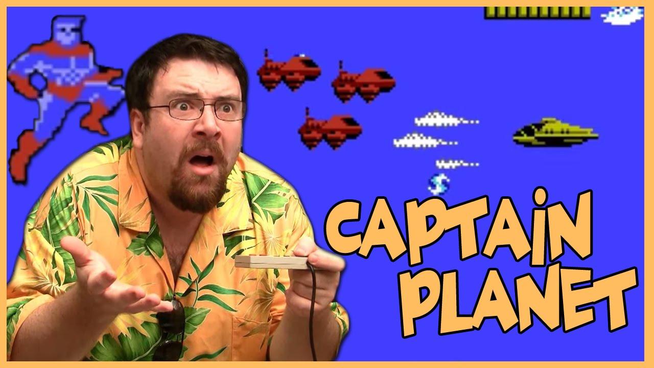 Joueur du grenier – Captain Planet – NES