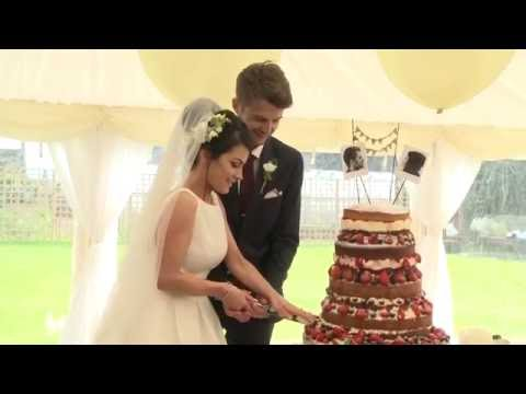 Whalton Manor wedding video - Sam & Jaks wedding video
