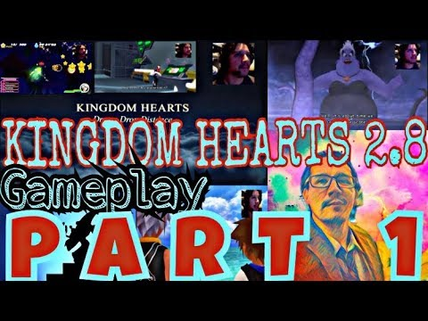 Kingdom Hearts HD 2.8 Part 1 I have missed this title