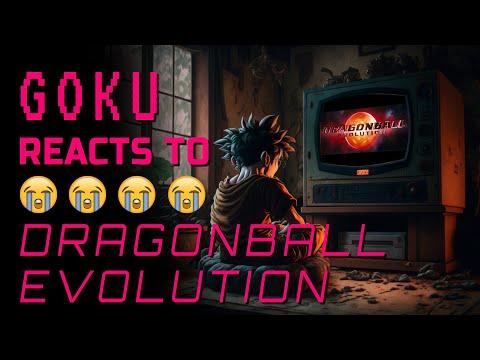 GOKU REACTS TO DRAGONBALL EVOLUTION   Challenge Goku Ep 3 (Live Action DBZ)