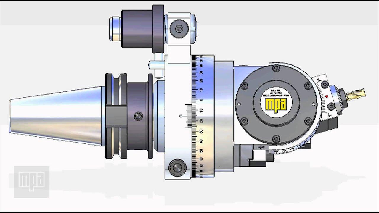 Omg Teste Angolari.Mpa Adjustable Angle Heads Features Teste Angolari Registrabili Schwenkkopf Acili Kafa