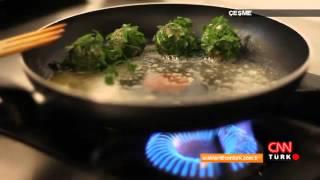 Maydanozlu köfte dolması nasıl yapılır?