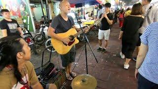 Exploring Kuala Lumpur, Malaysia   The Nightlife Street Scene