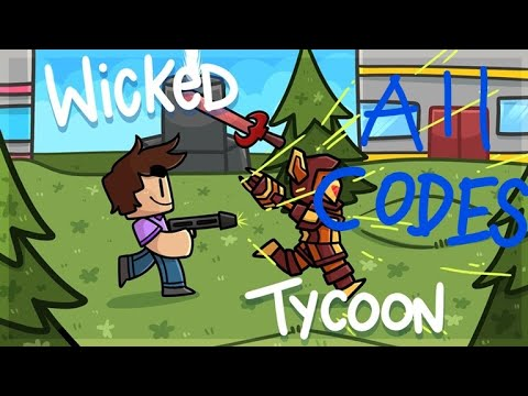 Roblox Codes Zoo Tycoon All Op Codes For Roblox Wicked Tycoon 2020 Youtube