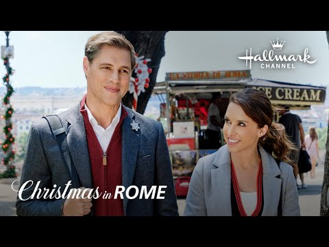 Preview - Christmas In Rome - Hallmark Channel