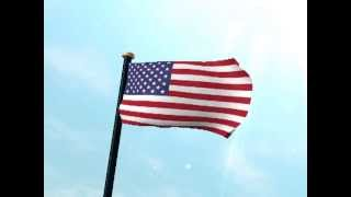 US Minor Outlying Islands Flag 3D Live Wallpaper thumbnail