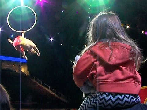Circus comes to Cleveland