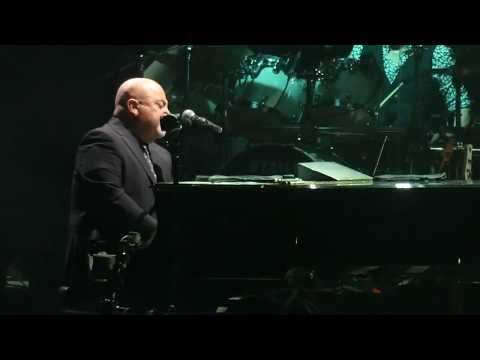 """Vienna"" Billy Joel@Madison Square Garden New York 6/2/19"