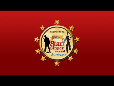 UUKMA in association with Magnavision TV presents  Star Singer Season 4 Junior