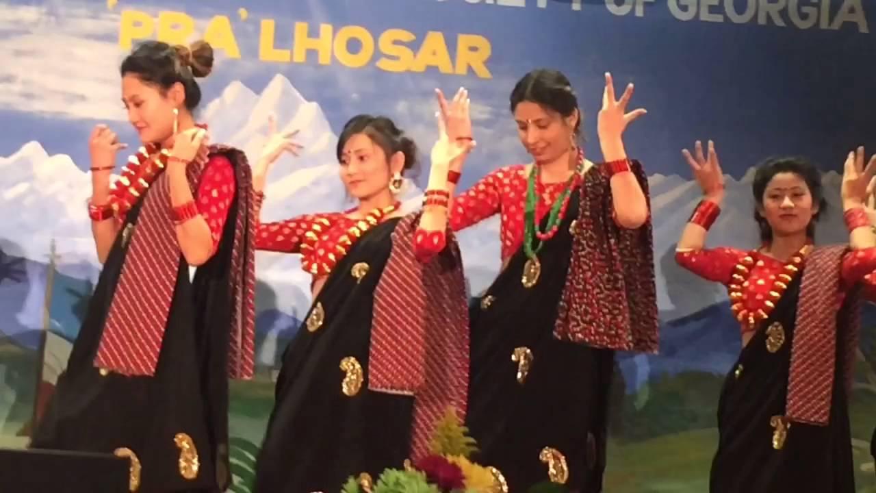 Pra lhosar organized by bhutanese gurung society of georgia youtube pra lhosar organized by bhutanese gurung society of georgia m4hsunfo