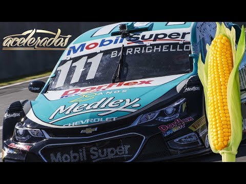 RUBENS BARRICHELLO NA CORRIDA DO MILHÃO - STOCK CAR 2017 - ESPECIAL #137